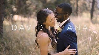 David + Kiana • Emotional Christian Wedding