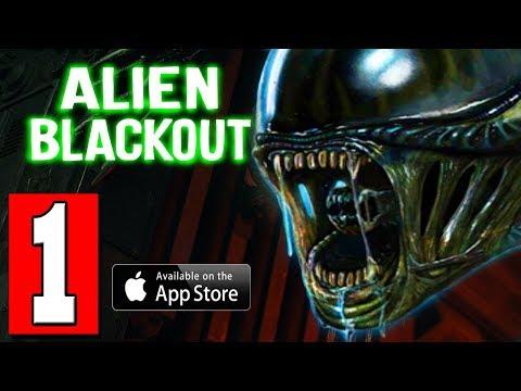 ALIEN BLACKOUT Gameplay Walkthrough Part 1 FULL GAME (iOS / Android)