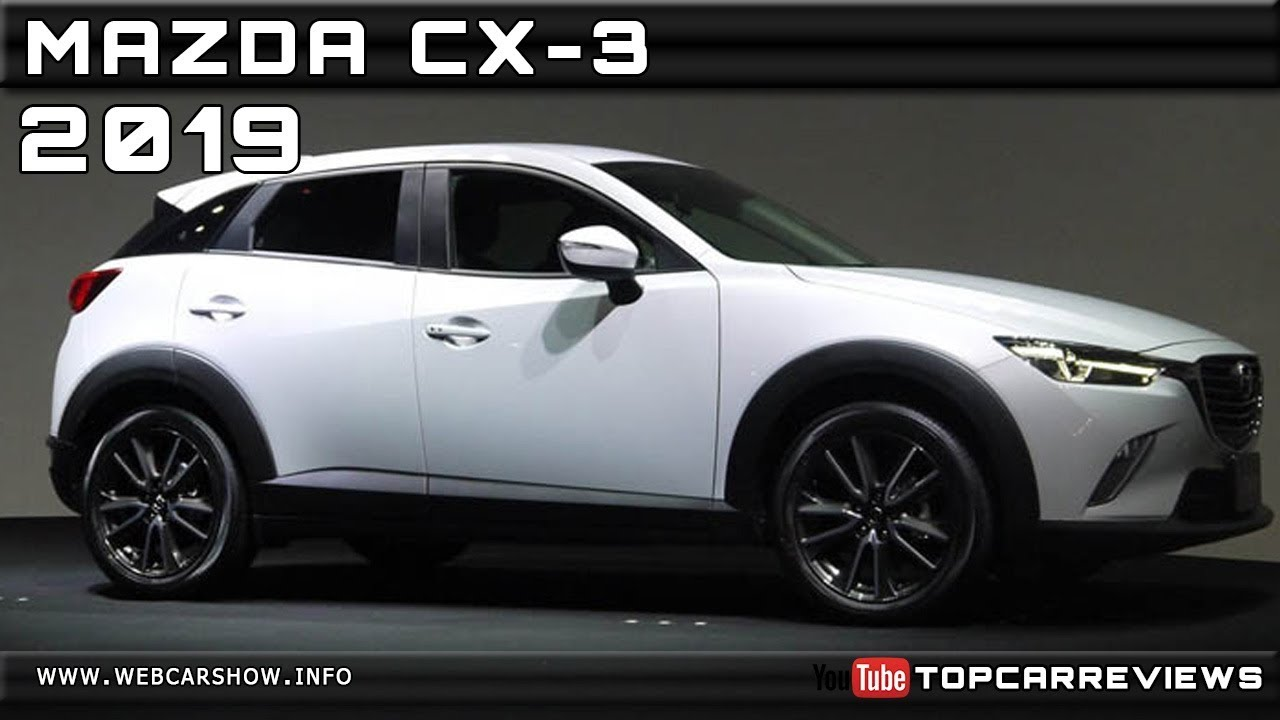 2019 mazda cx 3 review rendered price specs release date youtube. Black Bedroom Furniture Sets. Home Design Ideas