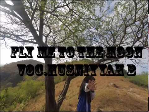 Fly Me To The Moon Lirik (cover: Voc.Husniyyah Badriyyati) Lagu Jazz Enak Banget Didenger