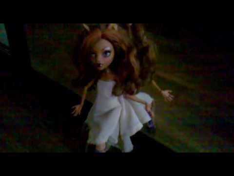 Monster High: Clawdeen Wolf - TiK ToK