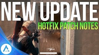 PUBG Xbox Update: Patch Notes - Xbox One X Performance, BP, New Weapon Skins