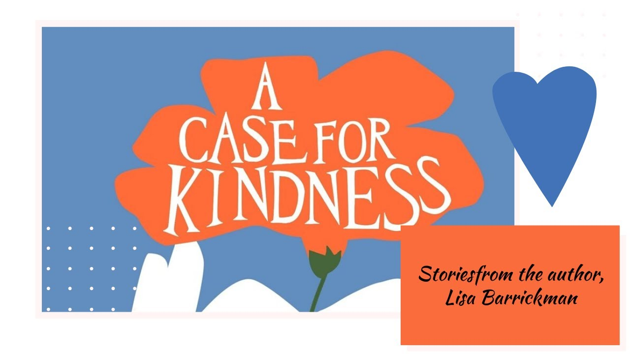 Author interview: How 20k acts of kindness changed a community!