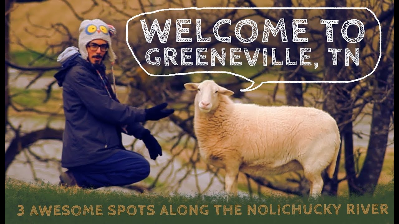 Greeneville TN: Ep 6 - Nolichucky River Tour