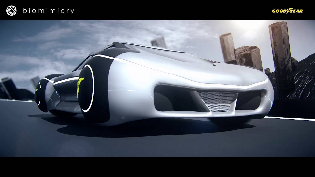 Goodyear Car >> The Goodyear Eagle 360 Concept Tire Youtube