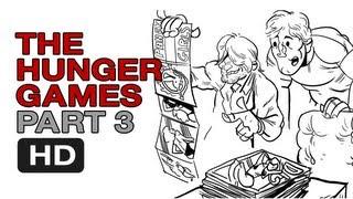 The Hunger Games Parody - Drunken Digest (3 of 7) Comic Spoof