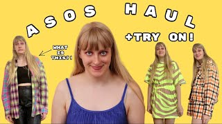 ASOS TRY ON HAUL MAY 2020.. i spent HOW much?