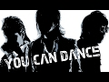 You Can Dance TM NETWORK COVER