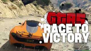 TURN UP YOUR SPEAKERS! (GTA V RACE TO VICTORY #19)