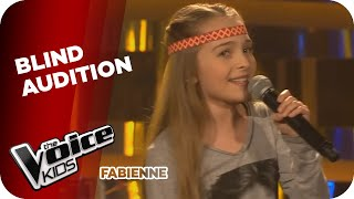 Jackson 5 - I Want You Back (Fabienne) | The Voice Kids 2013 | Blind Auditions