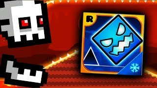NEW GEOMETRY DASH SUBZERO! - ALL LEVELS 100% COMPLETE