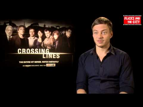 Game of Thrones Jaqen H'ghar Interview - Tom Wlaschiha & Crossing Lines