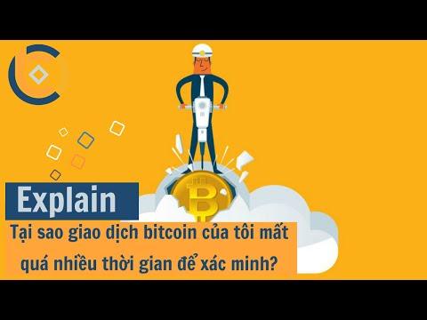 #403 - Tại Sao Giao Dịch Bitcoin Của Tôi Mất Quá Nhiều Thời Gian để Xác Minh? | Cryptocurrency