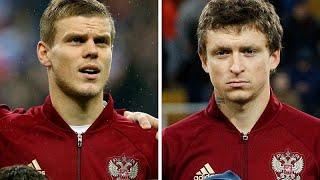 اعتقال لاعبين في المنتخب الروسي لشهرين واحتمال الحكم بسجنهما وفرض عقوبات عليهما بسبب الشغب…