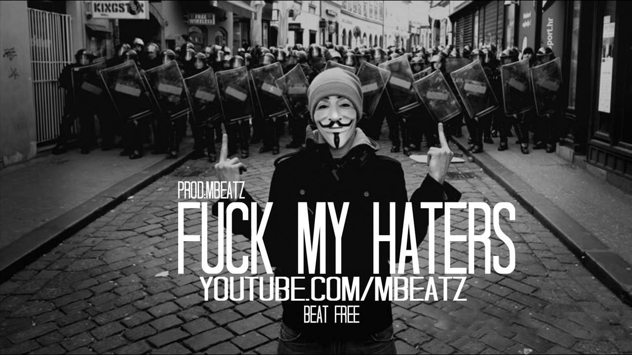 Can recommend Fuck all the haters not clear