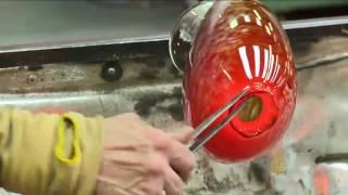 هذه قصتي- سيد صناعة الزجاج التقليدي في لندن