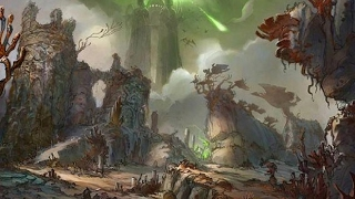 World of Warcraft: Legion - история друида, часть 7