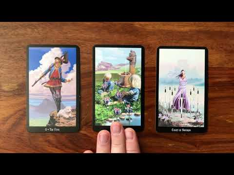 Daily Tarot Reading for 11 January 2018 | Gregory Scott Tarot