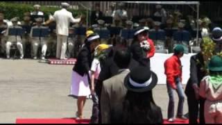平成22年5月8日・緑の感謝祭が日比谷公園にて名誉総裁の秋篠宮両殿下...
