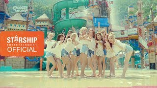 Download Video [MV] 우주소녀(WJSN) - KISS ME MP3 3GP MP4