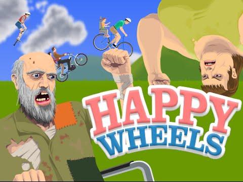 Fettspielen Happy Wheels