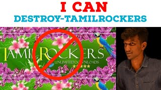 How to destroy Tamilrockers with small TV Remote - Innovation Revealed 2019