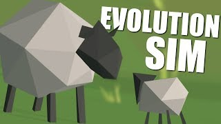 EVOLUTION SIMULATOR! (Equilinox)