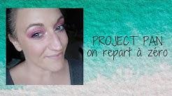 Project pan Juin 2020:  on repart à zéro!!!