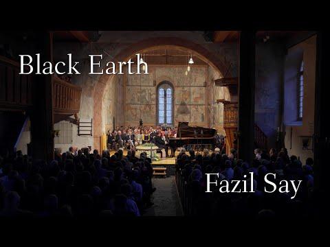 Fazil Say: Black Earth