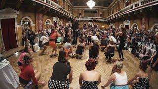 Stužková slávnosť 4.B (PaSA Prešov)  záverečná pieseň a tanec, program 4. časť