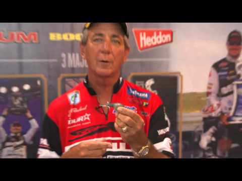 Arbogast Buzz Plug With Zell Rowland | ICAST 2013