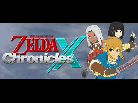 The Legend of Zelda Chronicles X from YouTube · Duration:  4 minutes 9 seconds