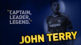 Джон Терри - Король защитников. John Terry - King of Defenders