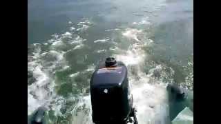 Parsun T2 6BMS и Лодка Вулкан 280
