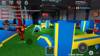 Bad roblox assassin gameplay with Fire Fenton.