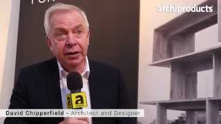 E15 | David Chipperfield | Archiproducts Design Selection - Salone del Mobile Milano 2015