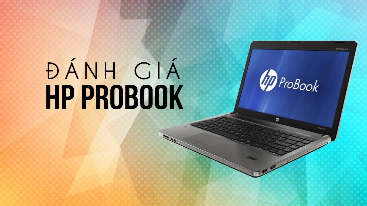 Laptop HP Probook 6560B   Đánh giá Đức Việt