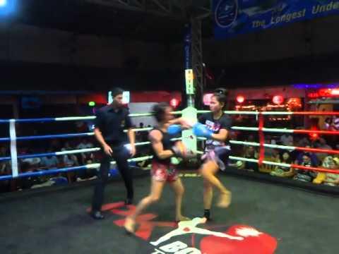 #fight75 - Rd 4 - Sylvie von Duuglas-Ittu vs...