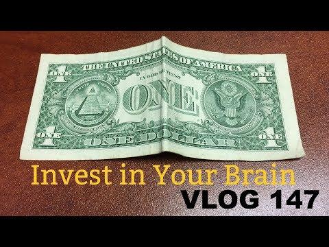 NYC Marathon | Vlog 147 : Invest in Your Brain