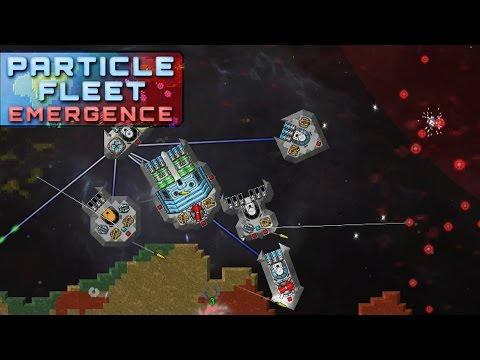 Space Expeditionary Force - Particle Fleet Emergence Gameplay