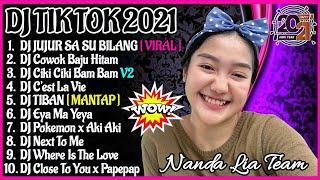 Dj Tik Tok Terbaru 2021 | DJ JUJUR SA SU BILANG X ANJING BANGET Tik Tok Remix 2021 FULL BASS