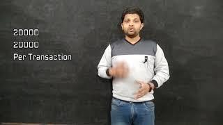 BHim App Money Transaction Limit (Hindi)