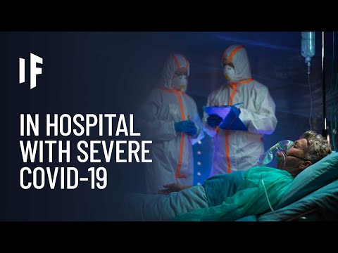 What Happens If You Were Hospitalized With COVID-19?