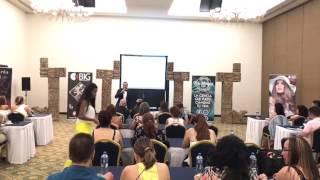 1er Simposium Multidisciplinario de pelo en Cancún México. Abril 2017 - Parte 1