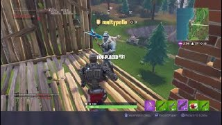 Fortnite MET PELLE SKIN BATTLE