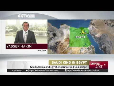 Egypt, Saudi Arabia sign $15 billion investment fund pact