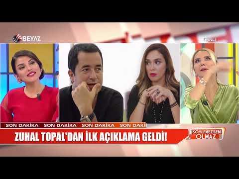 Fox Tv ile Tv8 çatışmasında Zuhal...