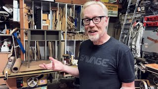 Adam Savage's One Day Builds: Front Porch Table!