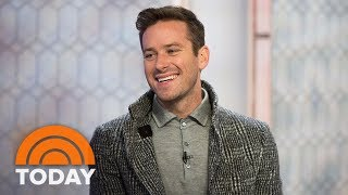 Armie Hammer On 'Call Me By Your Name,' A Tiny Movie We Made For Nothing | TODAY
