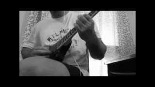 Baazigar -  Yeh Kaali Kaali Ankhen (Rock Guitar Version)